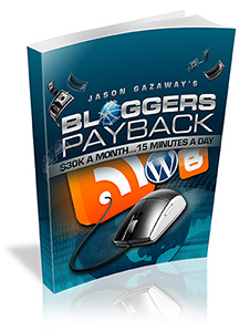 Bloggers Payback